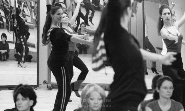 Lippai Andrea táncművész