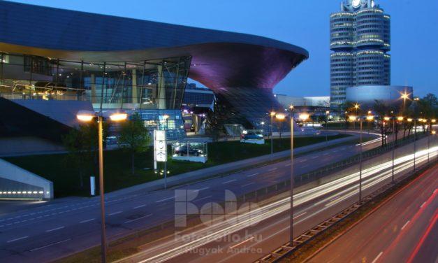 München Mix épületfotók és enteriőr fotók